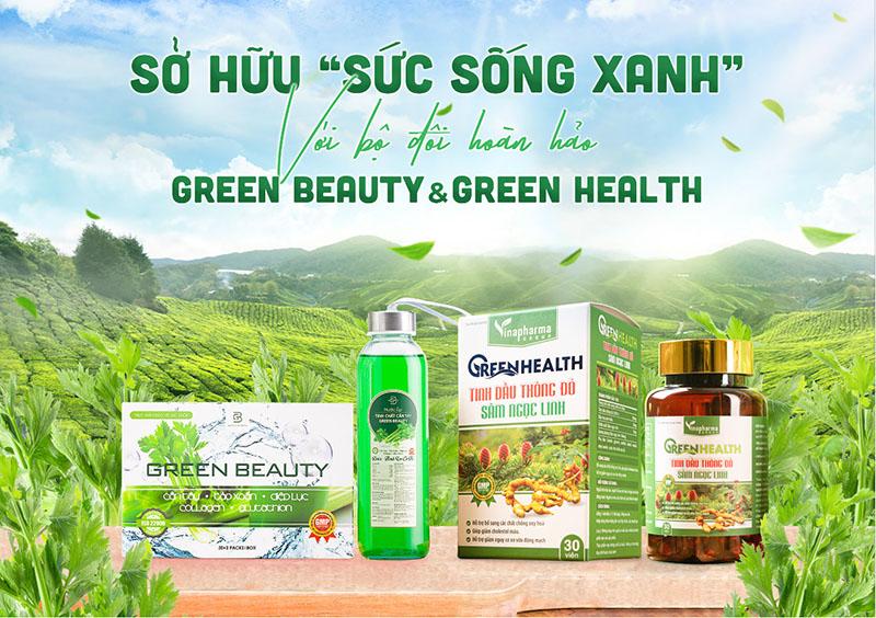 Bộ đôi sản phẩm đến từ Vinapharma - Group