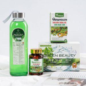 GREEN BEAUTY - GREEN HEALTH: Bộ đôi chăm sóc sức khỏe và sắc đẹp toàn diện